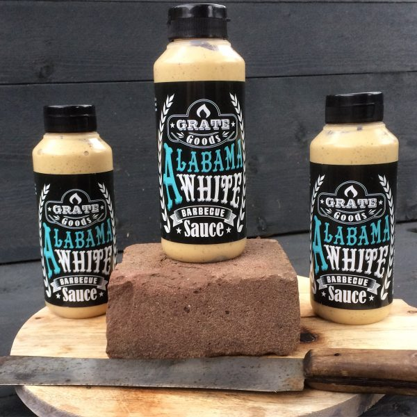 Alabama White Barbecue Saus van Grate Goods