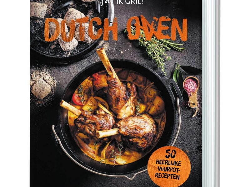Boek Dutch Oven