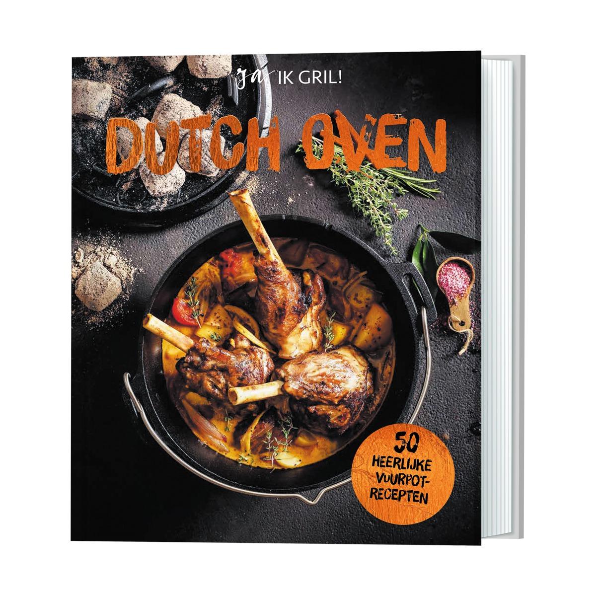 Boek Dutch Oven