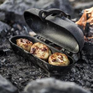 Gietijzeren Aardappel Cooker